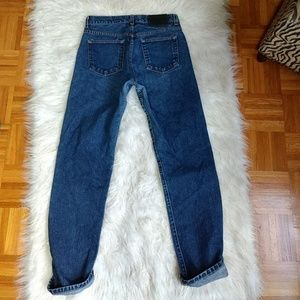 Denim - Vintage Calvin Klein high rise mom jeans
